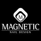 magnetic logo zwart